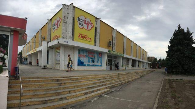 Сдам в аренду торговые площади в г. Васильевка