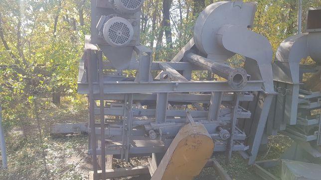 Крупорушка промышленная 500 кг час