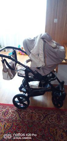Дитяча коляска Vulcano bebetto 2в1