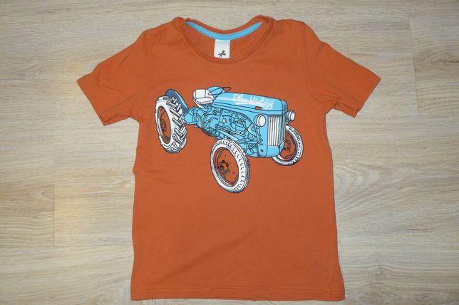 t-shirt bluzka krótki rękaw r.122 traktor Palomino