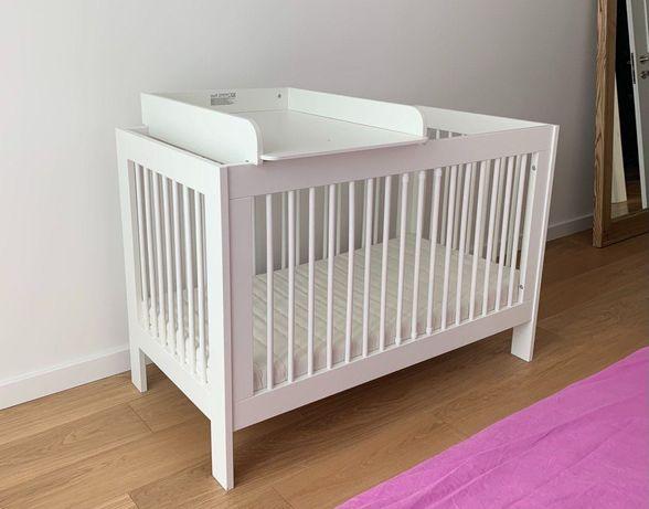 Детская кроватка трансформер для новорожденного Pinio 120x60