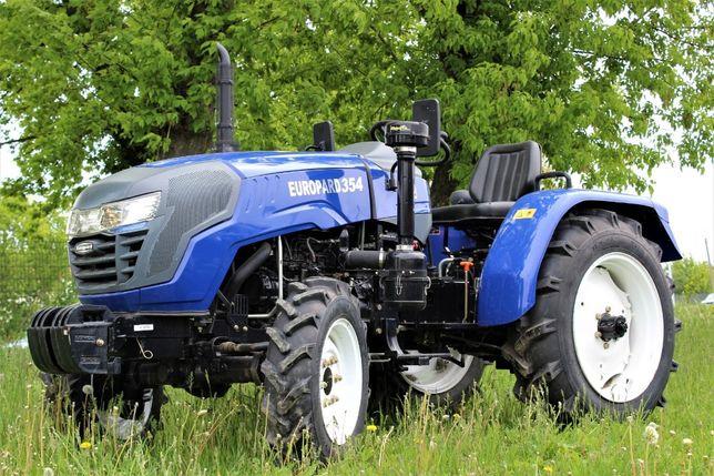 Міні трактор Ловол ( Lovol Europard )244/354 (2020 р) Безкоштовна дост
