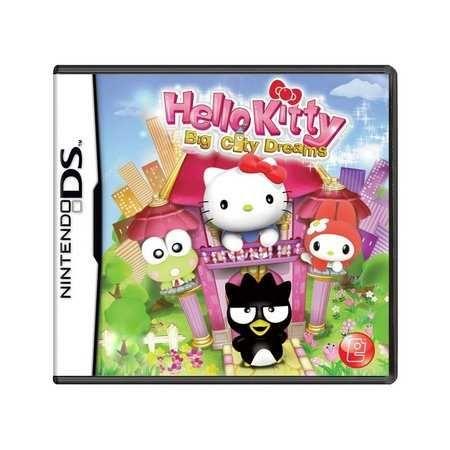 Videojogo Hello Kitty Big City Dreams Nintendo DS