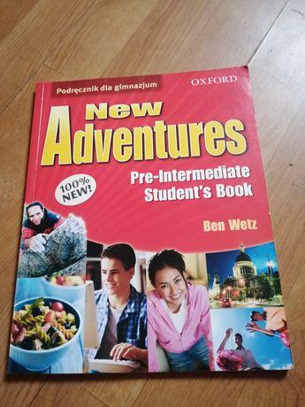 Oxford New adventures pre intermediate student's book