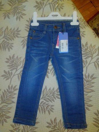Обмен Новые джинсы на девочку Футурино 500 руб