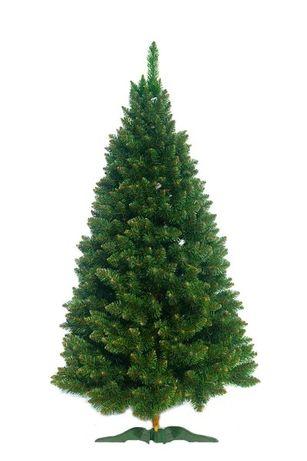 Штучна ялинка Лісова Королева зелена 1.5 и 1,25(цена для елки 1,5)