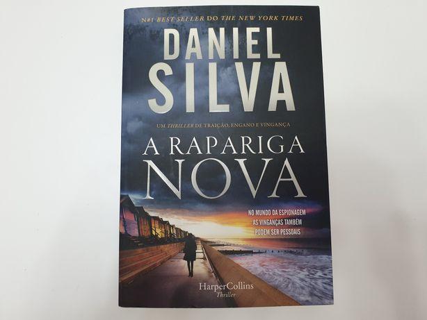 Daniel Silva - A Rapariga Nova