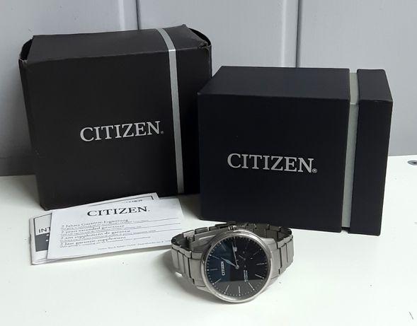 Piękny męski zegarek Citizen NJ0090-81E polecam!