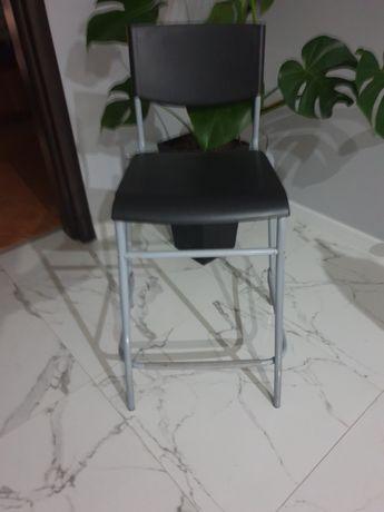 Hokery krzesła 2 sztuki