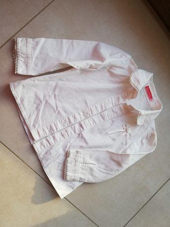 Bluzeczka koszula dla dziewczynki kiki Kids 86