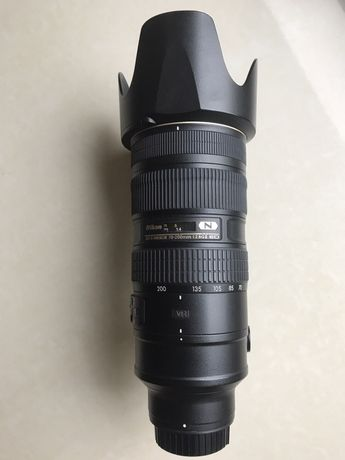 AF-S Nikkor 70-200 f/2.8G ED VR ll