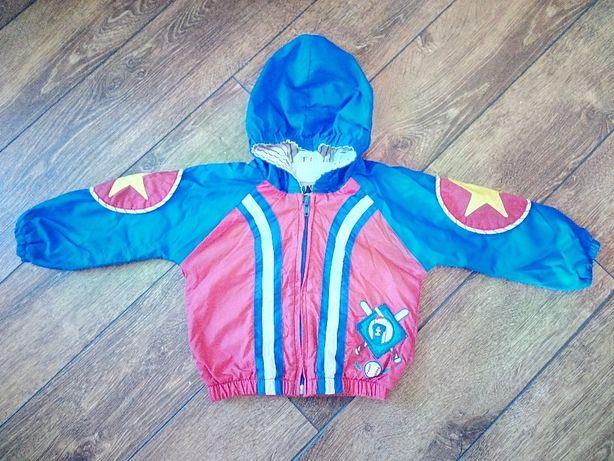 Куртка вітровка ветровка курточка на 1.5 року
