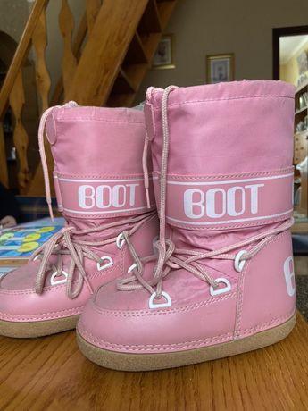 Лунаходи  ботинки детские