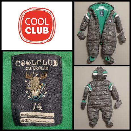 Ciepły Kombinezon Coolclub 74 zimowy