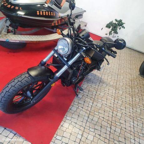 Honda CMX  500 35 kw rebel