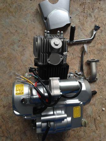 Мотор 110 куб Альфа, Дельта, мотор на мопед