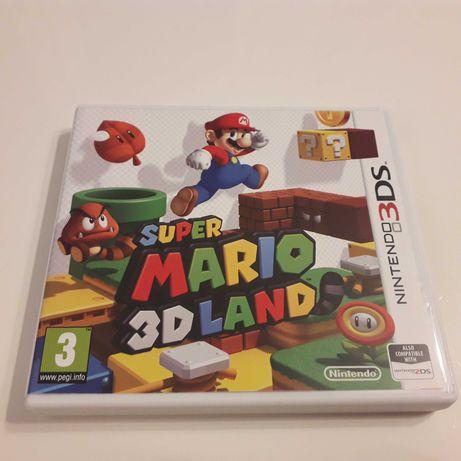 Gra Super Mario 3D Land na konsolę Nintendo 3DS
