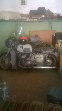 Мотоцикл ( иж юпитер 3 к)