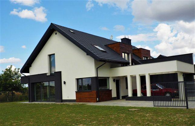 Osiedle przy al. Warszawskiej- gotowe domy w zabudowie bliźniaczej