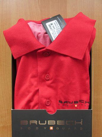 Koszulka polo Prestige firmy Brubeck