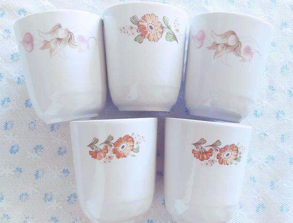 Чашки без ручек, керамические стаканы СССР
