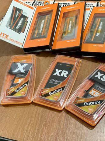 Аккумуляторы MOXOM iPhone 5 5S 6 6S 7 8 X XR XS max
