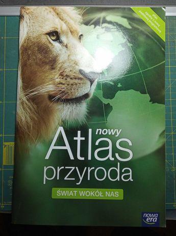 Podręcznik - Nowy Atlas Przyroda - Świat wokół nas