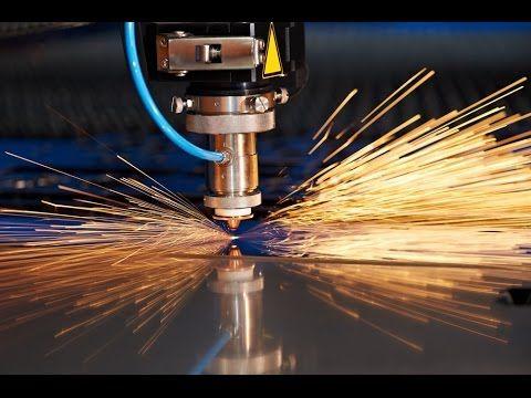 Лазерная резка металла, перфорация металла