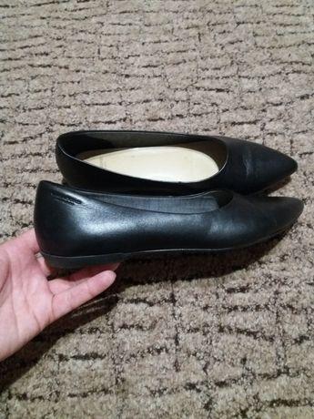 Vagabond кожаные туфли лодочки 37р