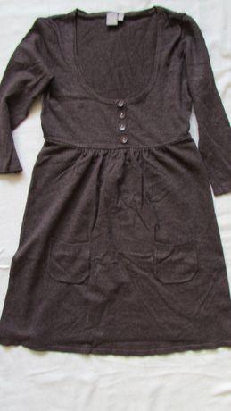 Sukienka TU S/M jak nowa ciepła