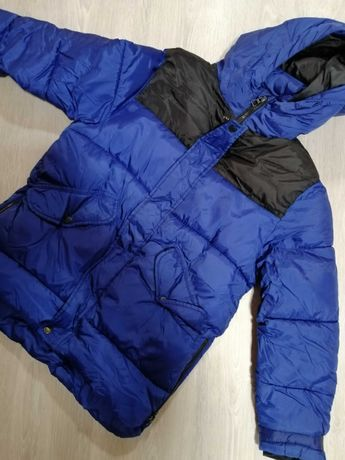 Kurtka zimowa puchowa r 152 Zara