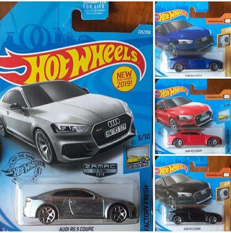 Audi RS 5 COUPÉ hot wheels