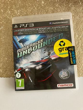 Gra PS3 Ridge Racer Unbounded