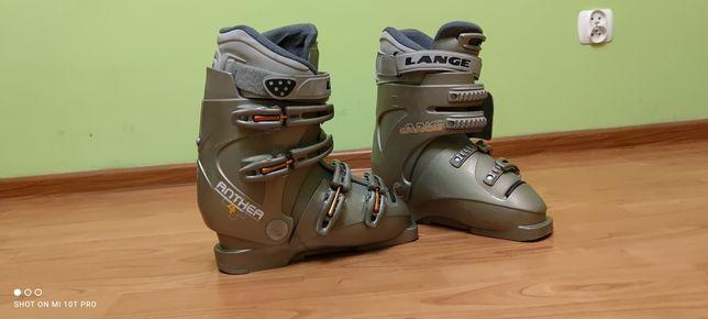 Buty narciarskie Lange Anthea 4 rozm 24.5 / Made in Italy / Wysyłka