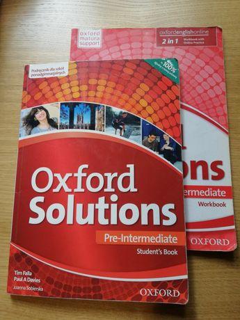 Oxford Solutions - j.angielski