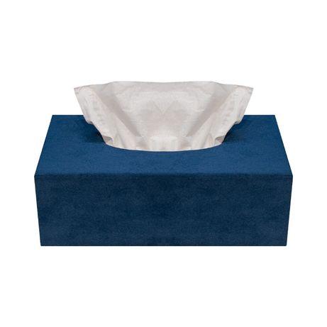 Chustecznik welurowy pudełko na chusteczki hit ! + Chusteczki gratis