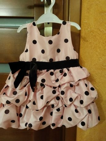 Sukienki dla małej modnisi