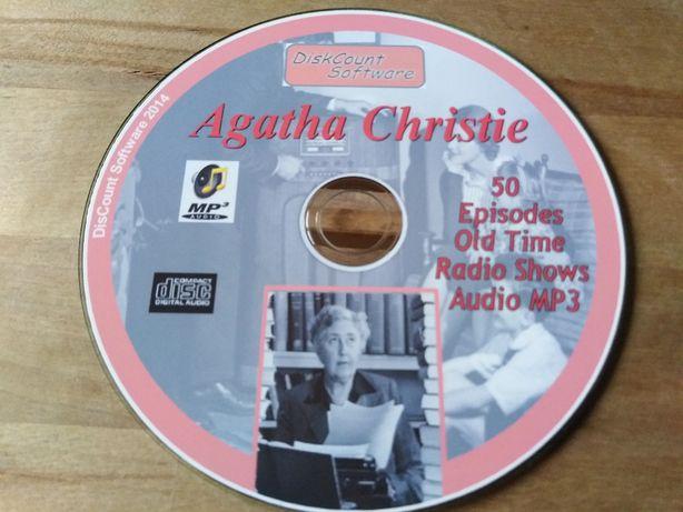 Nauka angielski,Agata Christie, audiobook w j. angielskim, 50 Episodes