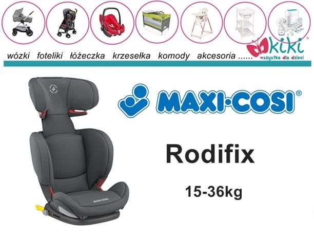 Fotelik samochodowy Maxi Cosi Rodifix Air Protect 15-36 kg