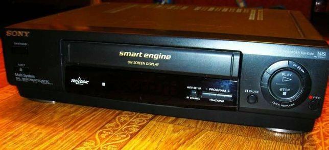 Продаv видеомагнитофон Sony SLV-E180 Smart enjine. trilogic!