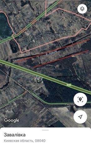 Продам землю под постройку коттеджного городка 9Га