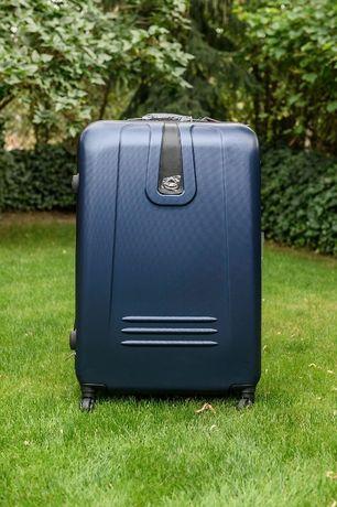 Mała walizka kabinowa podróżna turystyczna na kołach kółkach Gravitt