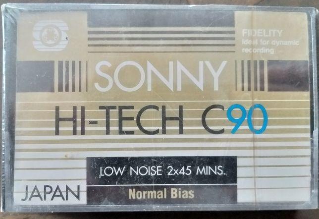 Аудио кассеты GoldStar и Sonny