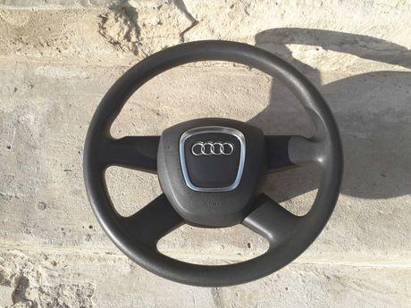 Kierownica Audi A3 8p A4 jak nowa czteroramienna tanio