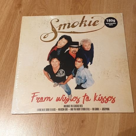 Smokie - From Wishes To Kisses LP 180g vinyl
