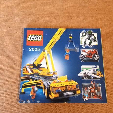 Katalog Lego 2005