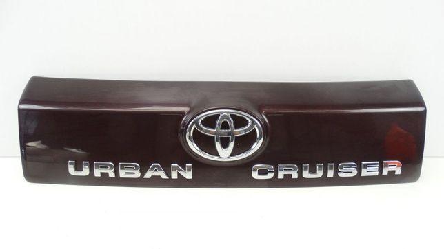 Blenda Klapy Bagażnika 9Ah Urban Cruiser 08-14 Japan Car Kod Lakier 9Ah
