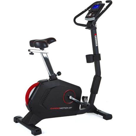 NOWOŚĆ! Rower treningowy Hammer Cardio Motion BT