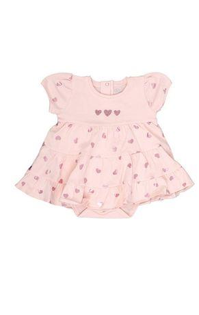 Платье-боди Фламинго для малышки
