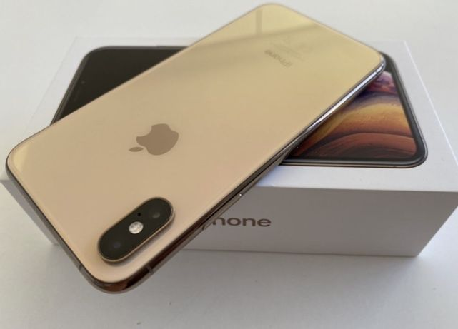 Iphone XS Gold 64gb (como novo)
